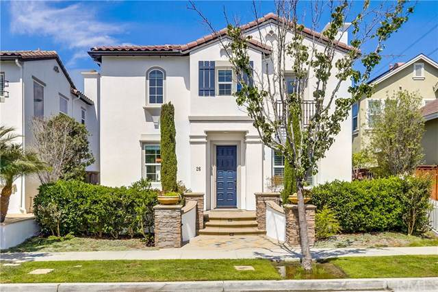 26 Sandy Pond Road, Ladera Ranch, CA 92694 (#OC19217009) :: Team Tami