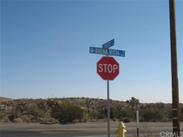 0 Buena Vista Drive, Yucca Valley, CA 92284 (#IV19216514) :: Allison James Estates and Homes