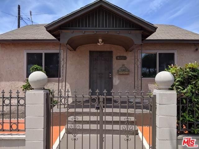 821 S Eucalyptus Avenue, Inglewood, CA 90301 (#19509560) :: RE/MAX Empire Properties