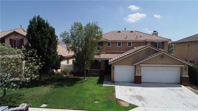 3297 Connors Drive, Perris, CA 92571 (#CV19216411) :: Heller The Home Seller