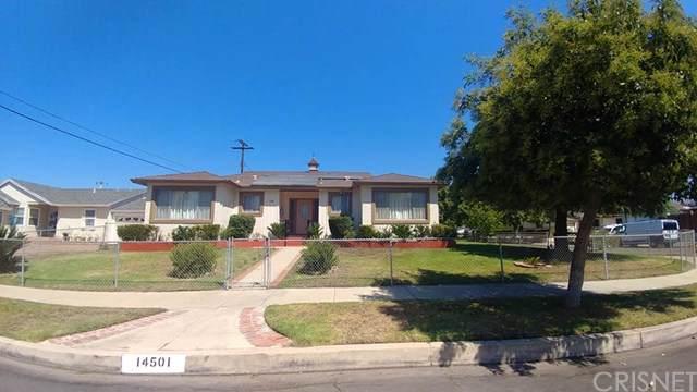 14501 San Jose Street, Mission Hills (San Fernando), CA 91345 (#SR19217146) :: Team Tami