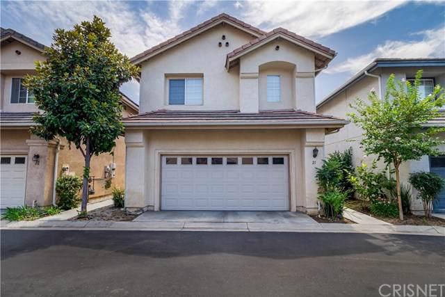20832 Valerio Street #21, Winnetka, CA 91306 (#SR19216428) :: RE/MAX Empire Properties