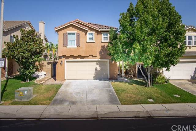 5670 Mapleview Drive, Jurupa Valley, CA 92509 (#CV19217243) :: The Danae Aballi Team