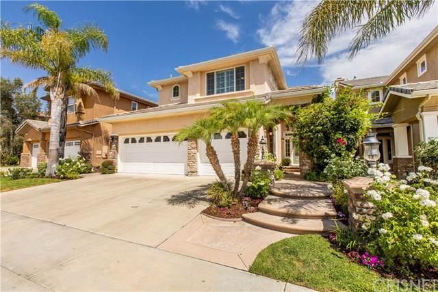 11402 Santini Lane, Porter Ranch, CA 91326 (#SR19217304) :: Brandon Hobbs Group