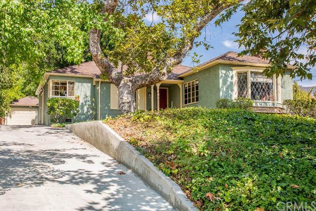 420 Sunset Canyon Drive, Burbank, CA 91206 (#BB19199371) :: Z Team OC Real Estate