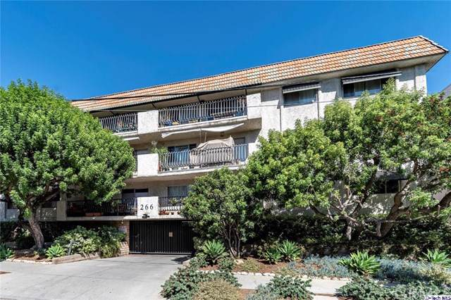 266 S Madison Avenue #309, Pasadena, CA 91101 (#319003671) :: The Brad Korb Real Estate Group