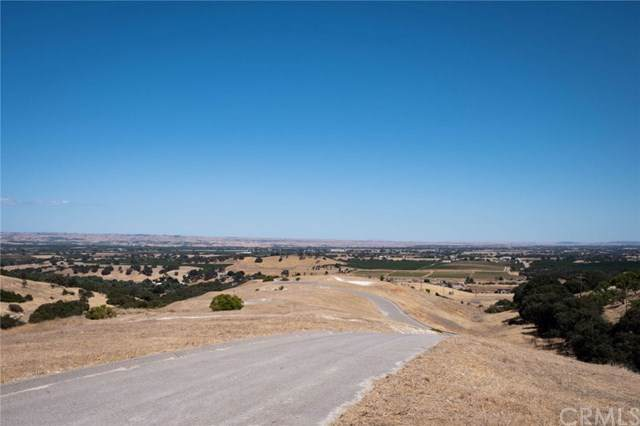 0 Camino Vista Cielo, Paso Robles, CA  (#NS19216595) :: RE/MAX Parkside Real Estate