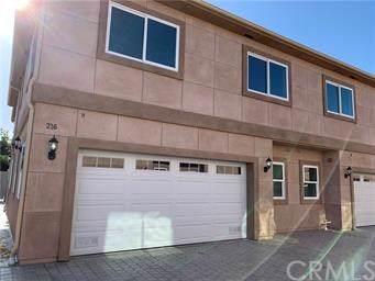 200 E 121st Street #208, Los Angeles (City), CA 90061 (#SB19217420) :: Allison James Estates and Homes