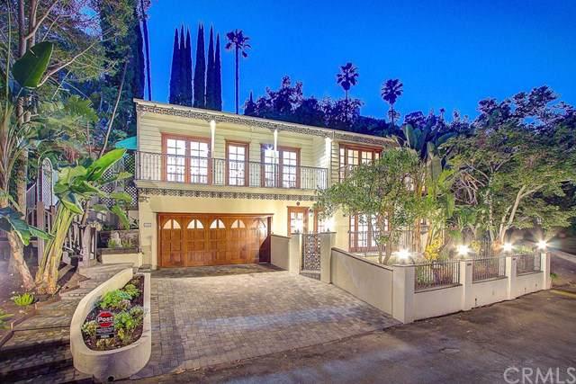 2159 Fern Dell Place, Los Feliz, CA 90068 (#PF19216818) :: Berkshire Hathaway Home Services California Properties