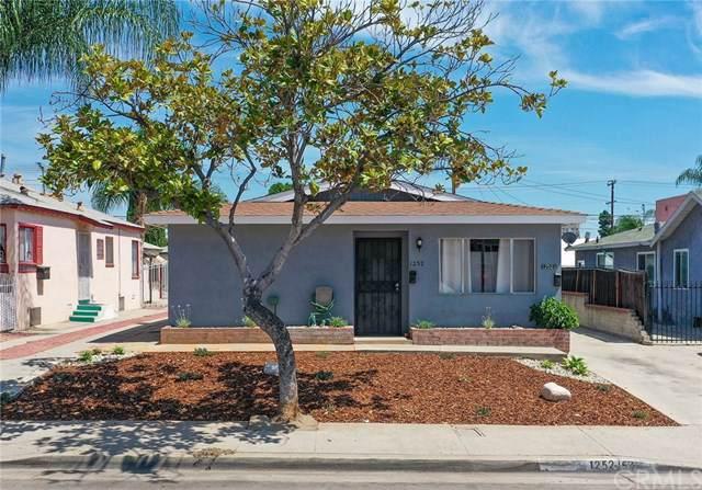1252 S La Verne Avenue, East Los Angeles, CA 90022 (#MB19203681) :: The Parsons Team