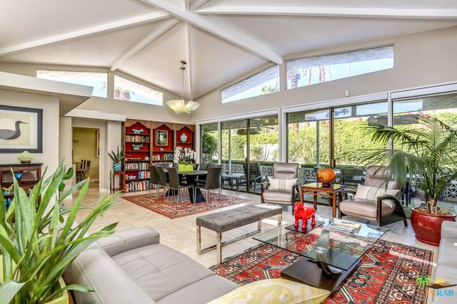 2185 S Madrona Drive, Palm Springs, CA 92264 (#19507932PS) :: Berkshire Hathaway Home Services California Properties
