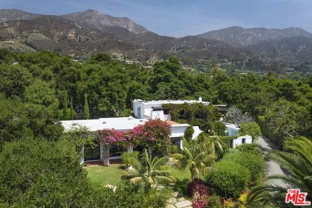 2084 Alisos Drive, Santa Barbara, CA 93108 (#19509790) :: RE/MAX Masters