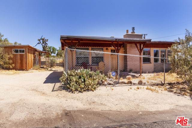 6298 Morningside Road, Joshua Tree, CA 92252 (#19507900) :: Berkshire Hathaway Home Services California Properties