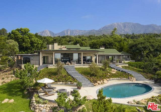 365 El Cielito Road, Santa Barbara, CA 93105 (#19503420) :: RE/MAX Parkside Real Estate