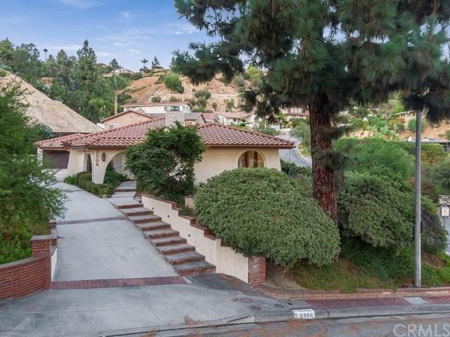 2508 N Mountain Avenue, Claremont, CA 91711 (#CV19190220) :: Brandon Hobbs Group
