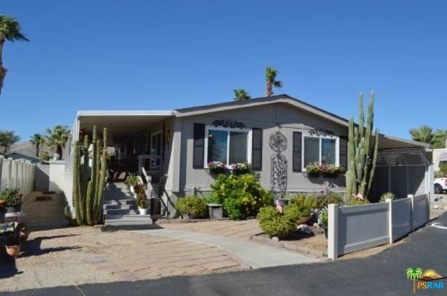 18555 Roberts Road #87, Desert Hot Springs, CA 92241 (#19509962PS) :: The Brad Korb Real Estate Group