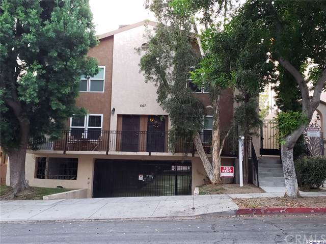 557 E San Jose Avenue #7, Burbank, CA 91501 (#319003689) :: Z Team OC Real Estate