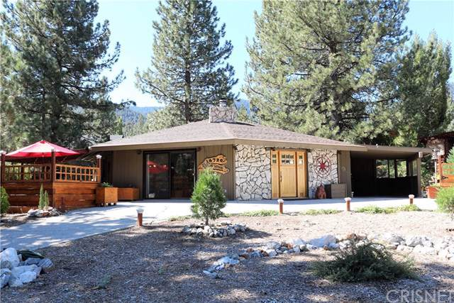 16720 Mil Potrero, Pine Mountain Club, CA 93222 (#SR19217380) :: Abola Real Estate Group