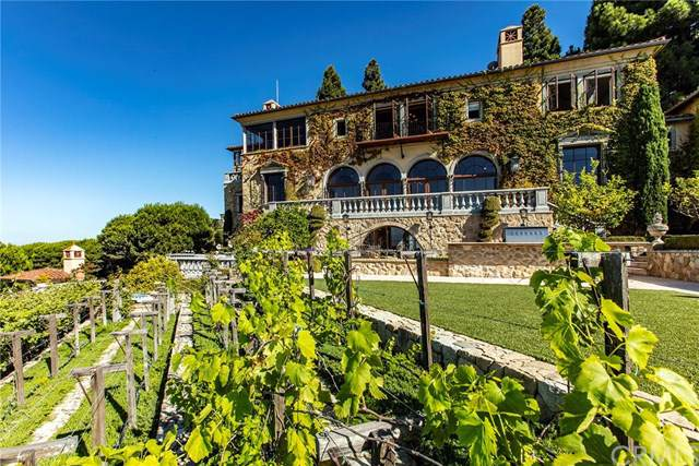 705 Via La Cuesta, Palos Verdes Estates, CA 90274 (#NP19215719) :: The Miller Group
