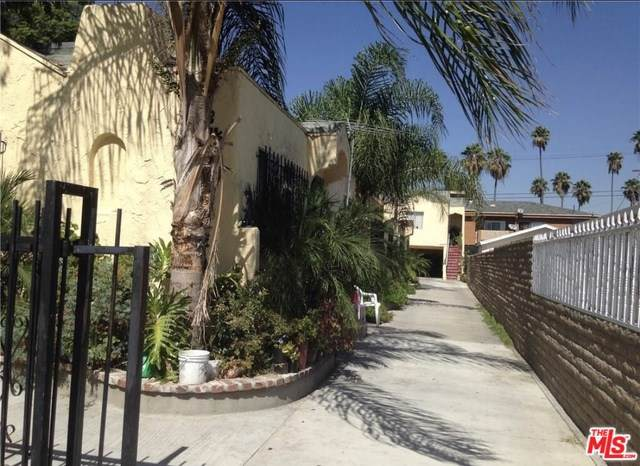 613 W 83RD Street, Los Angeles (City), CA 90044 (#19502766) :: Allison James Estates and Homes