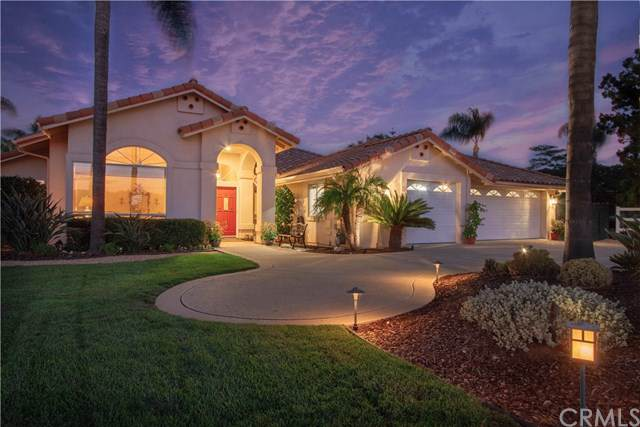 3762 Paseo De Olivos, Fallbrook, CA 92028 (#SW19217229) :: Allison James Estates and Homes