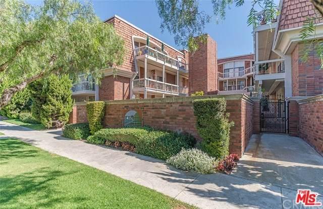 2306 Palos Verdes West Drive #304, Palos Verdes Estates, CA 90274 (#19510062) :: The Miller Group