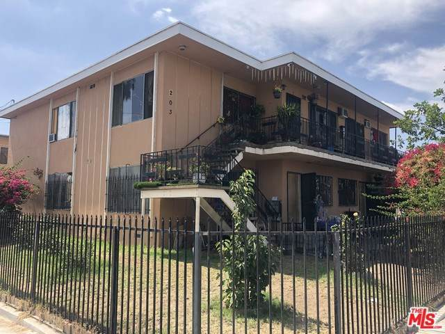 203 S St Louis Street, Los Angeles (City), CA 90033 (#19509896) :: RE/MAX Masters