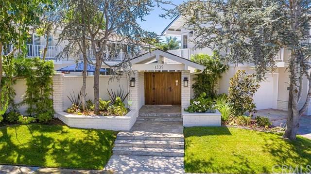 1339 Hampshire Circle, Newport Beach, CA 92660 (#NP19217715) :: Allison James Estates and Homes