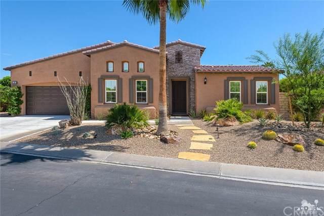 47 Via Santo Tomas, Rancho Mirage, CA 92270 (#219023911DA) :: J1 Realty Group