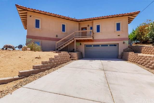 7850 Arrowhead Drive, Yucca Valley, CA 92284 (#JT19218170) :: Allison James Estates and Homes