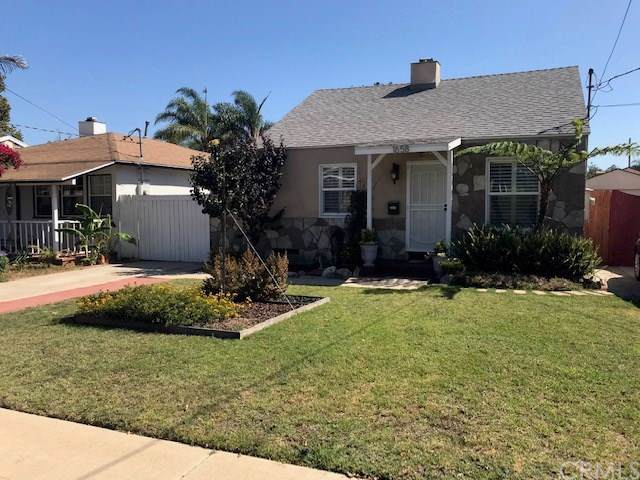 1658 W 215th Street, Torrance, CA 90501 (#SB19218240) :: The Miller Group