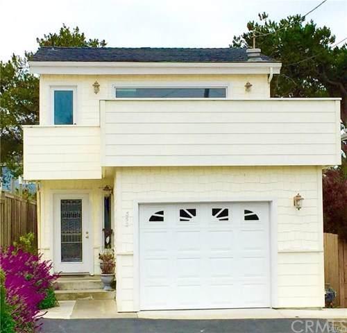 352 Ivar Street, Cambria, CA 93428 (#SC19218333) :: J1 Realty Group