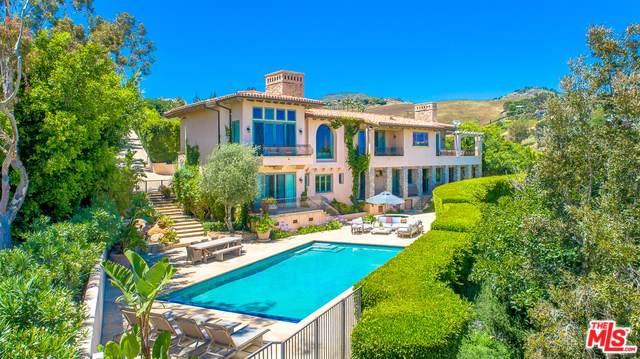 27856 W Winding Way, Malibu, CA 90265 (#19507788) :: Berkshire Hathaway Home Services California Properties