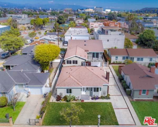 3912 Tilden Avenue, Culver City, CA 90232 (#19510164) :: Team Tami