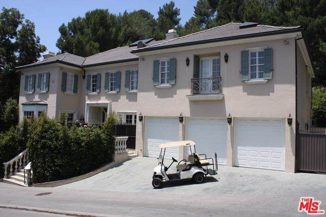 9577 Lime Orchard Road, Beverly Hills, CA 90210 (#19510184) :: Millman Team