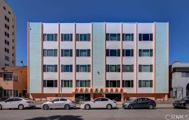 335 Cedar Avenue #207, Long Beach, CA 90802 (#DW19218389) :: Team Tami