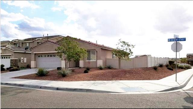 16686 Desert Star, Victorville, CA 92394 (#190050739) :: The Brad Korb Real Estate Group