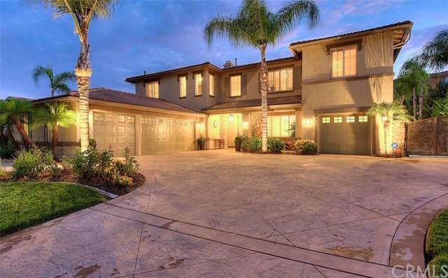 1640 Via Sevilla Street, Corona, CA 92881 (#IG19213604) :: Allison James Estates and Homes