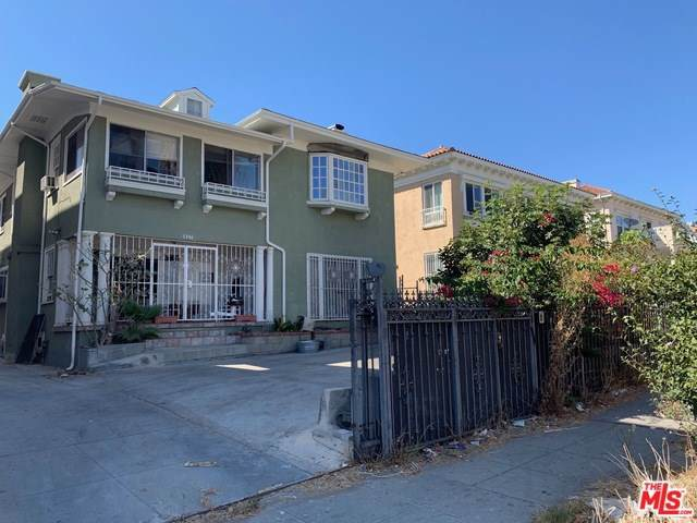 823 S Mariposa Avenue, Los Angeles (City), CA 90005 (#19510286) :: Crudo & Associates