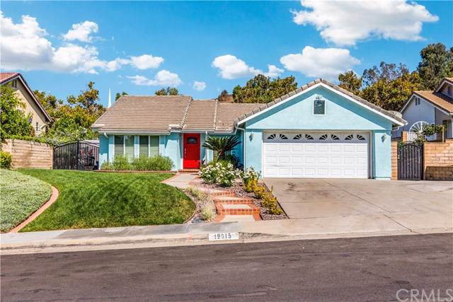 19015 Lynridge Drive, Walnut, CA 91789 (#TR19218562) :: Team Tami