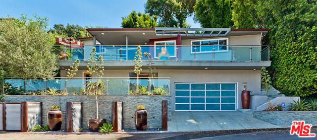 3142 Hollycrest Drive, Los Angeles (City), CA 90068 (#19505230) :: Heller The Home Seller