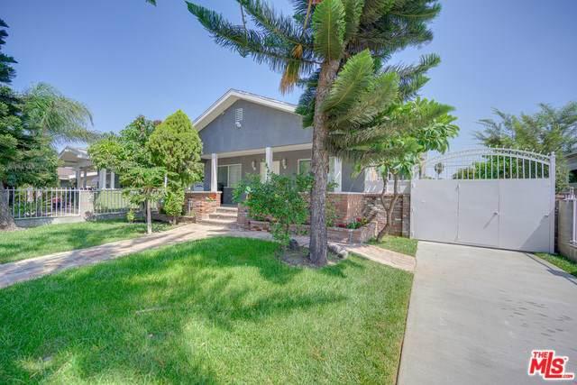 3882 2ND Avenue, Los Angeles (City), CA 90008 (#19510240) :: Brandon Hobbs Group
