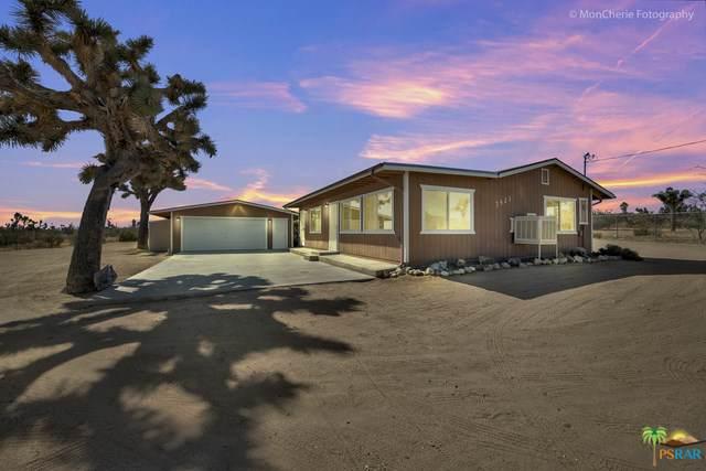 3921 Condalia Avenue, Yucca Valley, CA 92284 (#19509058PS) :: Keller Williams Realty, LA Harbor