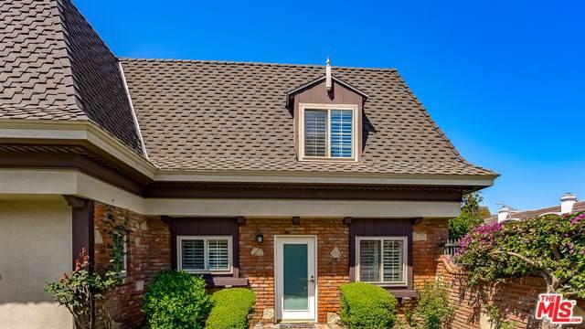 8120 Redlands Street #1, Playa Del Rey, CA 90293 (#19510424) :: Allison James Estates and Homes