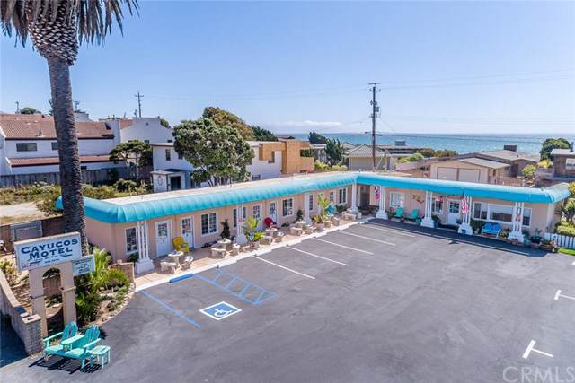 20 S Ocean Avenue A, Cayucos, CA 93430 (#SC19217401) :: J1 Realty Group