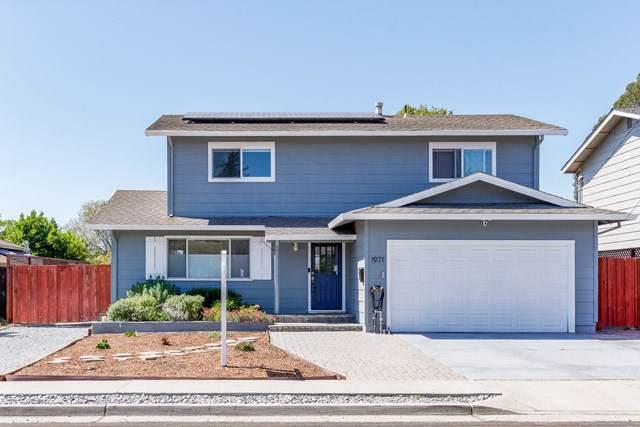 1971 Catalina Drive, Santa Cruz, CA 95062 (#ML81768349) :: Doherty Real Estate Group