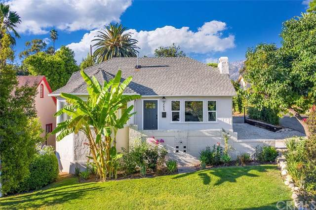 265 Robinson Road, Pasadena, CA 91104 (#WS19218416) :: Allison James Estates and Homes