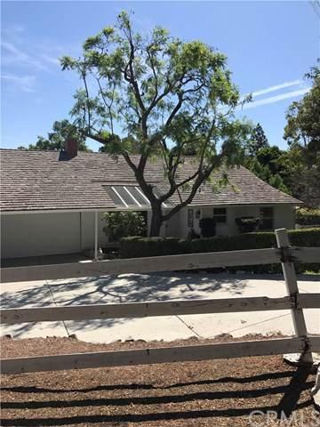 4 Dapplegray Lane, Rolling Hills Estates, CA 90274 (#SB19218870) :: Millman Team