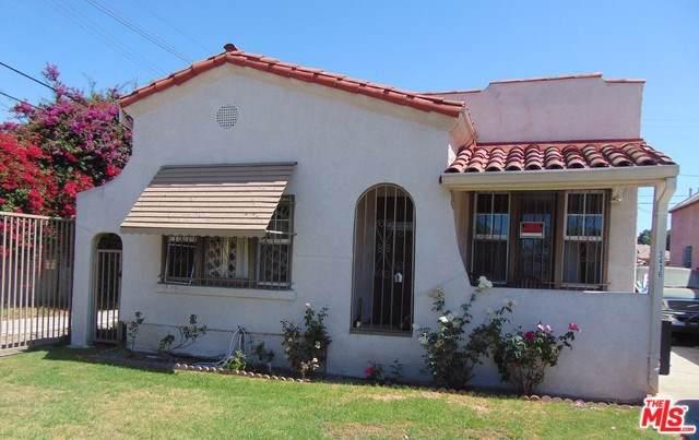 3416 Chesapeake Avenue, Los Angeles (City), CA 90016 (#19510458) :: Brandon Hobbs Group