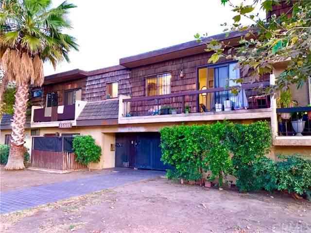 15516 Nordhoff Street #111, North Hills, CA 91343 (#BB19218891) :: RE/MAX Empire Properties
